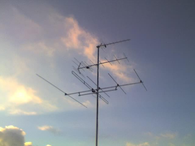 Антенны для DVB-T2 своими руками